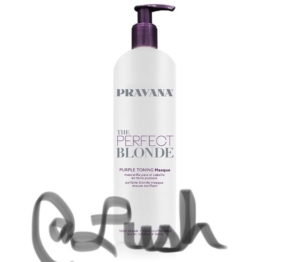 Pravana Purple Toning Masque Limited Edition 16 9 Oz For Sale In