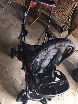 Double stroller in excellent condition used twice no pets or dogs smoke free home for Sale in Catonsville, MD
