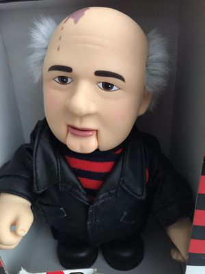 """1990 GORBY """"TO AMERIKA, WITH LOVE"""" DREAMWORKS/TOY SOLDIERS POLITICAL DOLL FIGURE for Sale in Covina, CA"""
