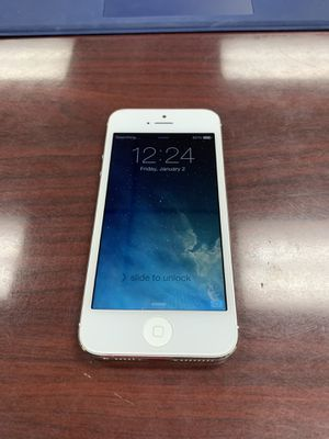 iPhone 5 16GB AT&T, used for sale  Tulsa, OK