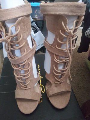 Gladiator Heel size 8 1/2 (brand New) for Sale in Washington, DC