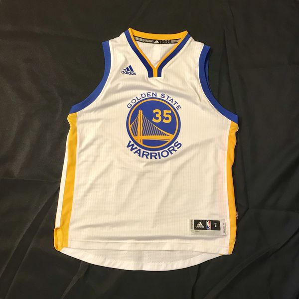 best loved ad8c5 c9f88 Kevin Durant Swingman Jersey: Youth Large Adidas Golden State Warriors for  Sale in Dublin, CA - OfferUp