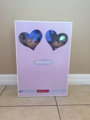 Photo American Girl Doll: Bitty Baby Twins