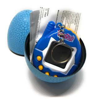 Electronic Pets Childs Toys Egg (Blue) for Sale in San Diego, CA