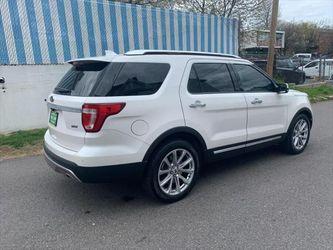 2017 Ford Explorer Thumbnail