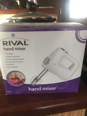 Mixer for Sale in El Paso, TX