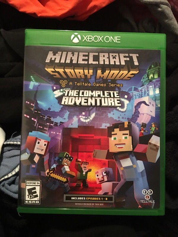 minecraft story mode season 2 gamestop xbox one