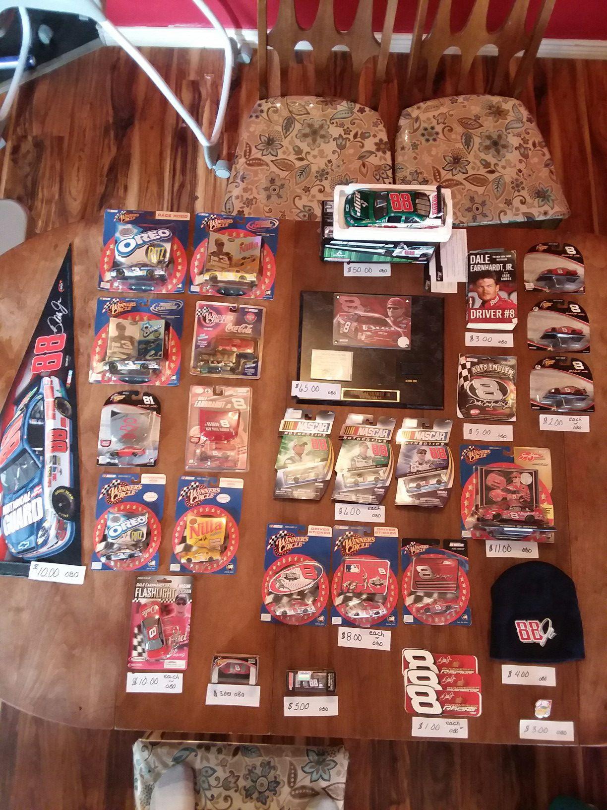 NASCAR MEMORABILIA
