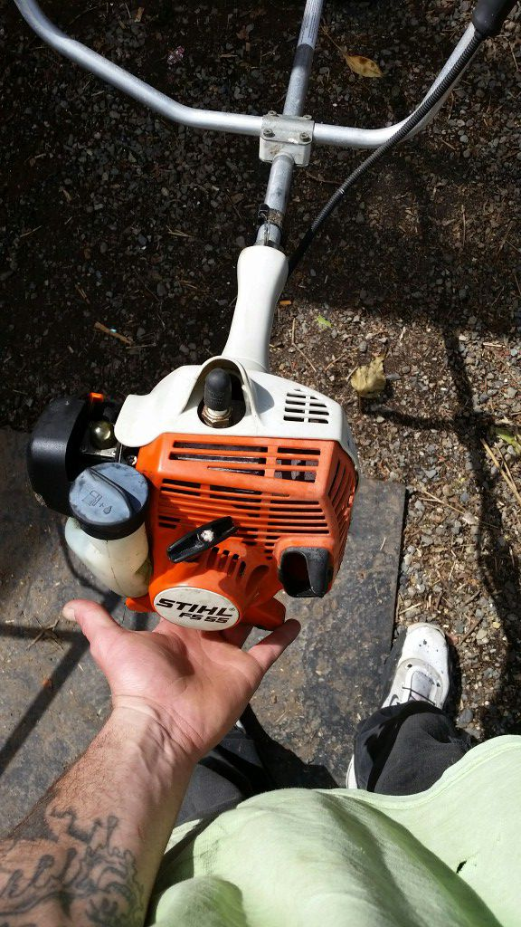 Stihl Gas Powered Weed Brush Trimmer For Sale In Seattle