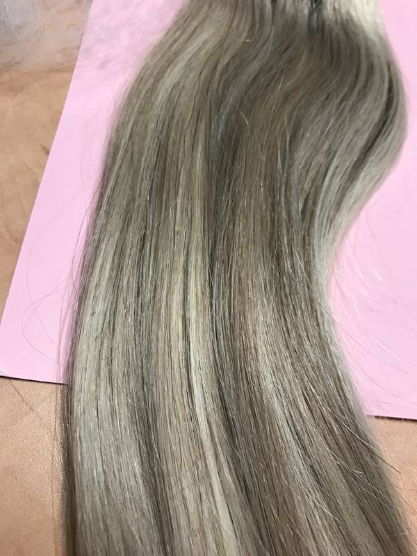 100 Human Hair Extensions 14 7pc 100 For Sale In Moreno Valley