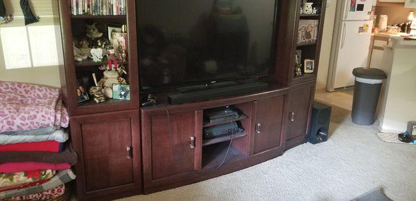 Best Offer Oak Furniture West Escapade 54 Entertainment Console