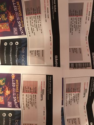 Goo goo dolls tickets for Sale in Chicago, IL