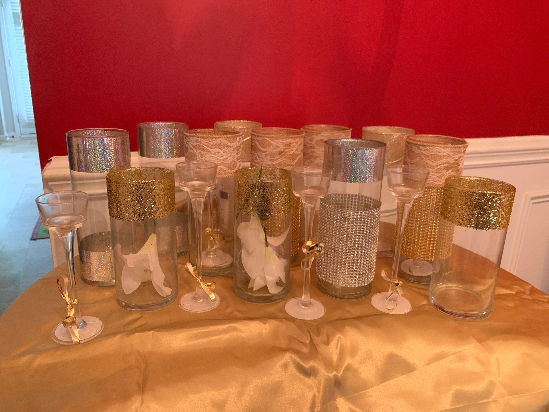 Gorgeous Wedding or Event Centerpieces!