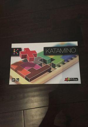 Katamino board game for Sale in Washington, DC