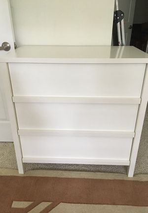 3 drawer. Used normal. for Sale in Fairfax, VA