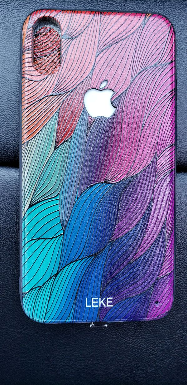 promo code f5a0e 4febf IPhone X And Xs Apple Logo Light Up Case for Sale in Paramount, CA - OfferUp