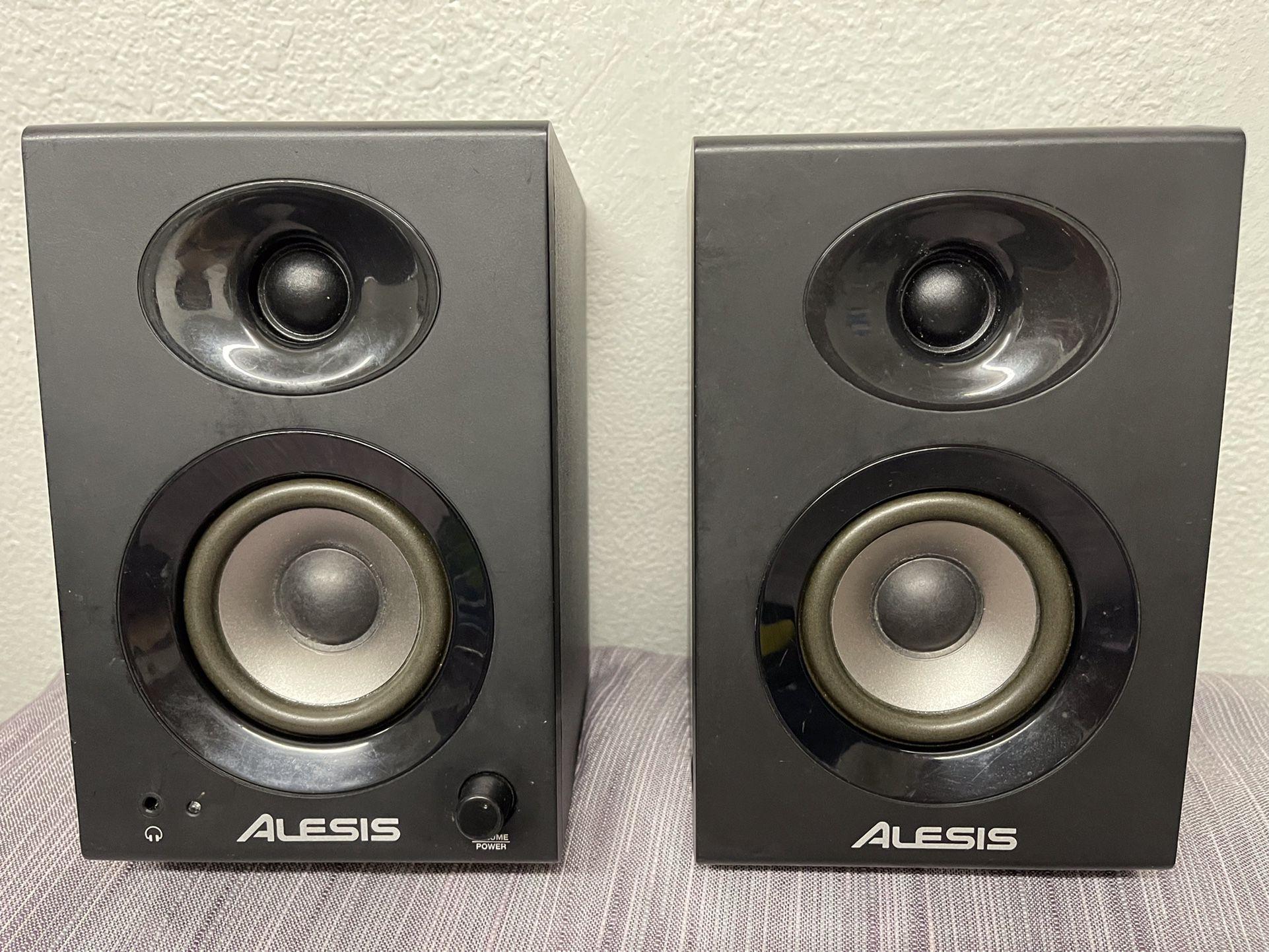 Alesis Speakers