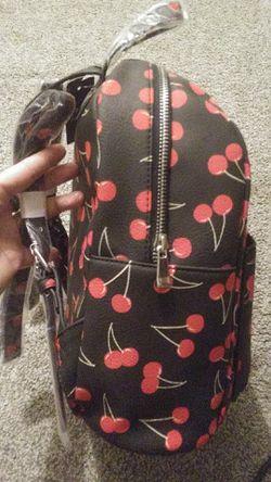 JCP new cherry backpack Thumbnail