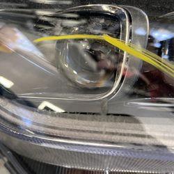 2020 Tlx Driver Side Headlight  Thumbnail