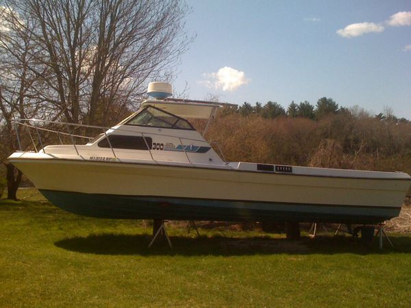 30 ft Sportcraft for Sale in Acushnet, MA - OfferUp