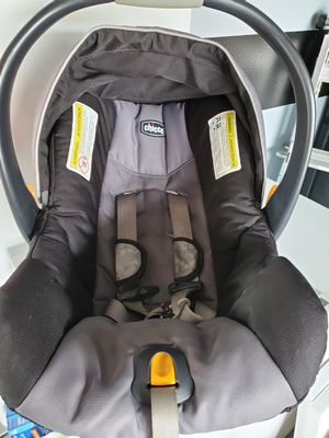 Photo Chicco car seat/base/stroller