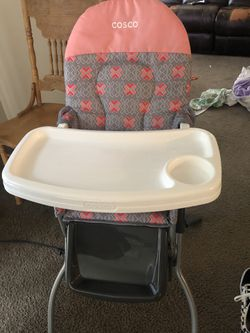 Swing and high chair Thumbnail