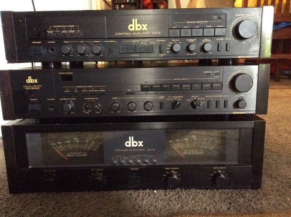 DBX POWER AMPLIFIER BX-3 ****VINTAGE!**** for Sale in