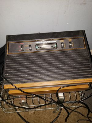 2600 atari games and controllers for Sale in Mitchell, IL
