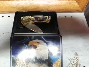 Eagle knife collector's item, used for sale  Wichita, KS