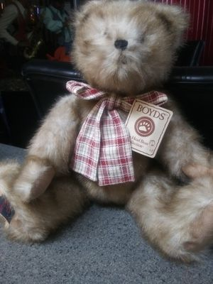 Genuine Boyds Collectable Bear!!! for Sale in Fort Hunt, VA