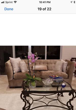 Velvet Sofa for Sale in Miami, FL