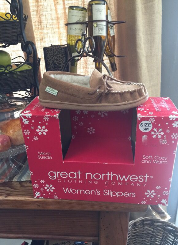 Great Northwest Clothing Company Women S Slippers For Sale In