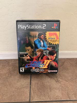 PS2 Time Crisis II Guncon 2 for Sale in Phoenix, AZ