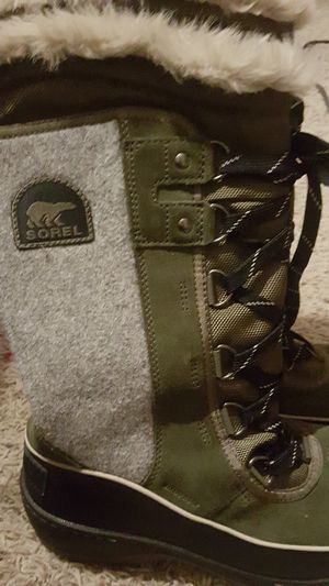 Sorel boots 7.5 brand new for Sale in Bluffdale, UT