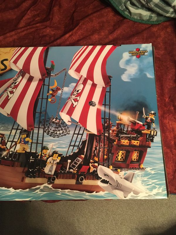 Lego Pirate Ship Set Number 6243 For Sale In Easley Sc Offerup