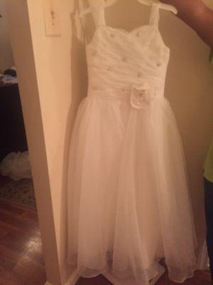 Girls Flower girl or First comunión dress for Sale in Rockville, MD