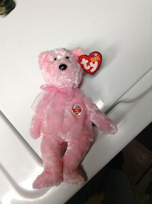 Mother's Day 2003 beanie baby bear for Sale in Alexandria, VA