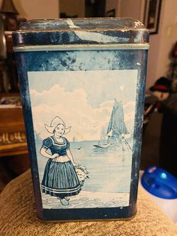 Antique Coffee Can Thumbnail