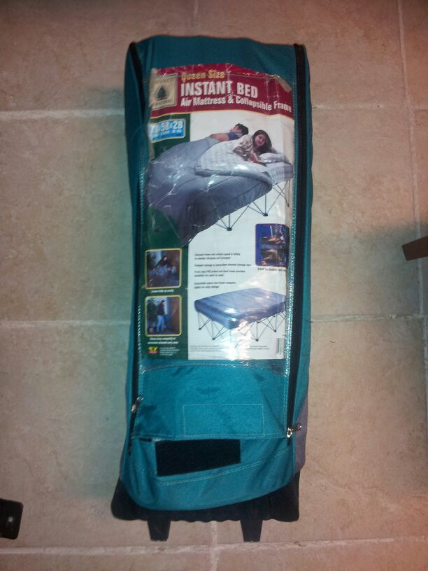 Northwest Territory Instant Bed For, Instant Bed Frame Queen Size