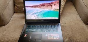 Laptop Intel i7 16 GB RAM GTX 1070 8 GB VRAM SSD + 1TB HDD 17 inch monitor for Sale in Lawndale, CA