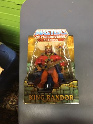 Masters of the 2 NIB universe figures Matt's collectible action figures for Sale in Windsor Locks, CT