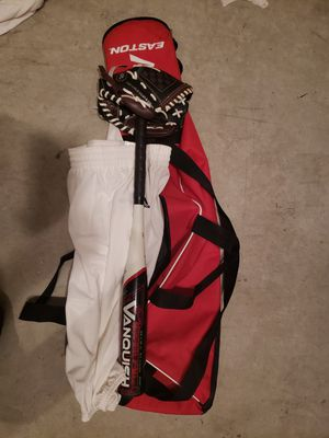 Free T-ball easton bag, adidas bat, adidas pants and Rawlings glove for Sale in Ashburn, VA