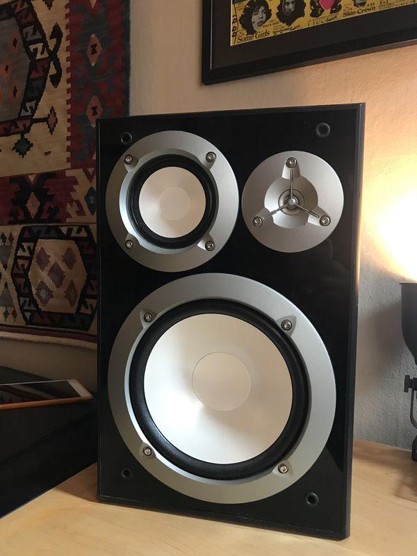 Yamaha NS 6490 3 Way Bookshelf Speakers For Sale In Spokane WA
