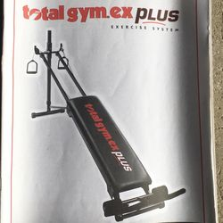 Total Gym Plus Thumbnail