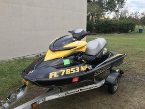 2007 Seadoo RXP 215 Supercharged for Sale in Astatula, FL