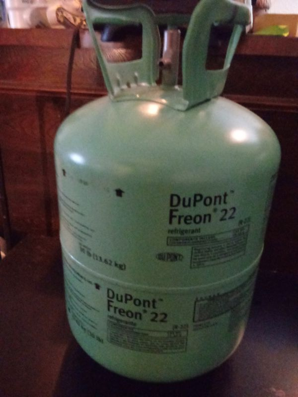 R22 Freon For Sale >> Dupont R22 Freon 26lbs For Sale In Rowlett Tx Offerup