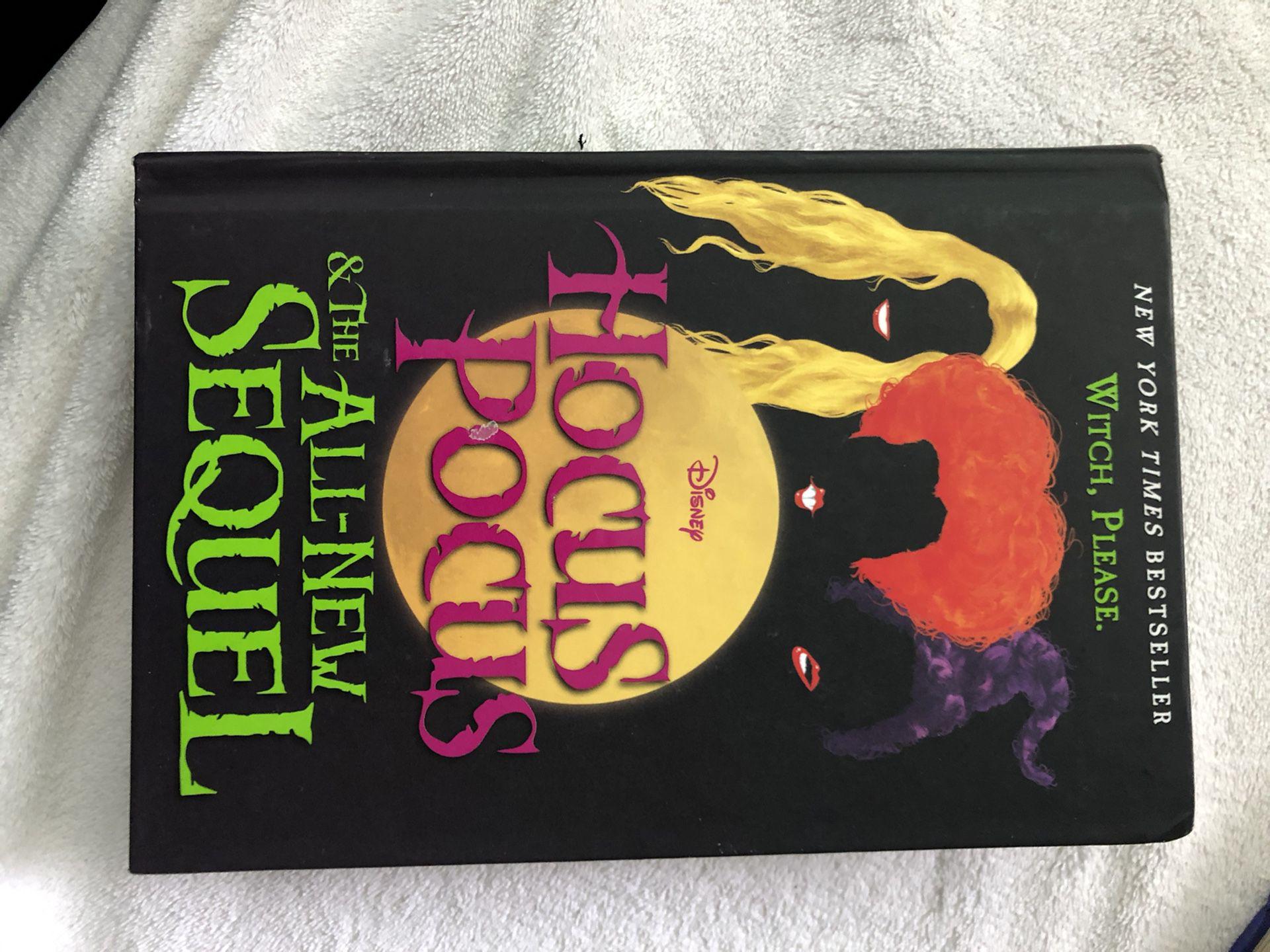 hocus pocus & the all-new sequel book