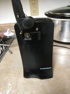 Hamilton Beach can opener for Sale in Denver, CO