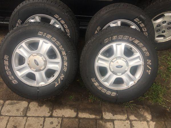 235 70 R16 Tires Ford Escape Rims