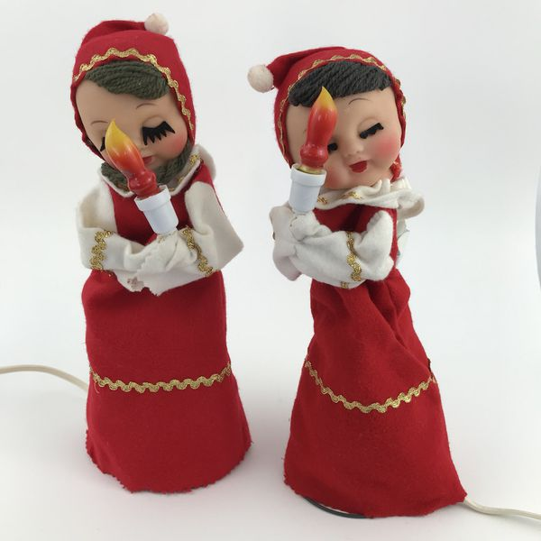 christmas angels 1963 light up for sale in huntington beach ca offerup - Christmas Angels For Sale